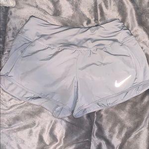 NIKE dri fit athletic shorts